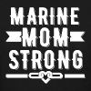 Marine Mom Strong Tank - Women's T-Shirt