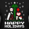 Nurse Christmas Tree - Women's T-Shirt