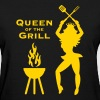 Queen Of The Grill (Barbecue) - Women's T-Shirt