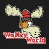 WALLEY WORLD - Women's T-Shirt