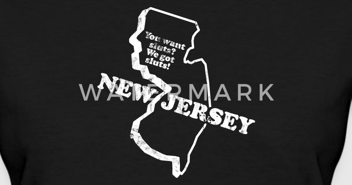 new jersey state slogan by afternoontee spreadshirt