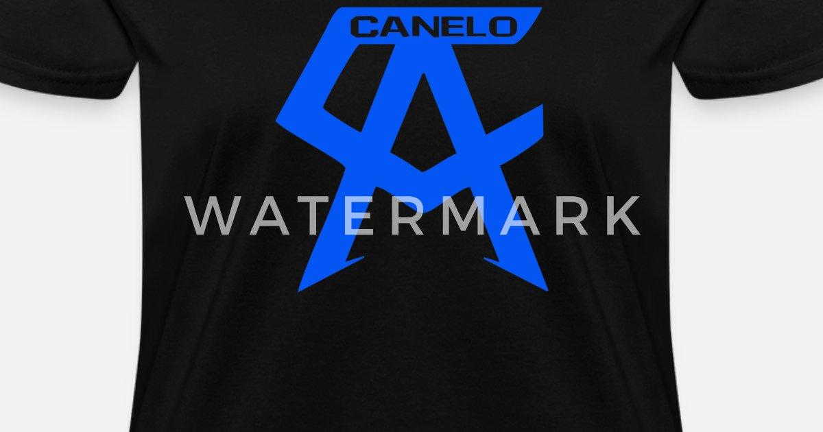 ... Saul Canelo Alvarez Logo Women s T Shirt Spreadshirt 98ce16bec09d