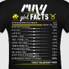 May Girl Facts Taurus - Women's T-Shirt