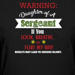 Daughter of A Sergeant
