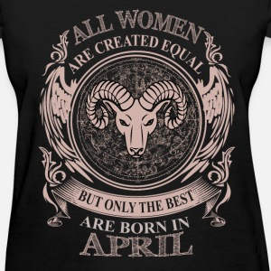 Women the best are born in April