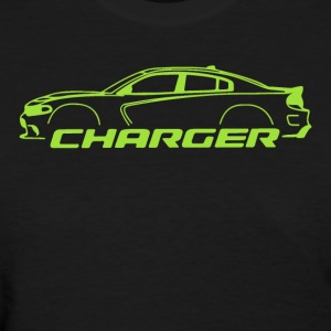 Sublime Green Charger - Women's T-Shirt