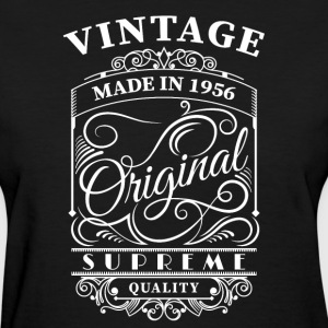 Vintage made in 1956 - Women's T-Shirt