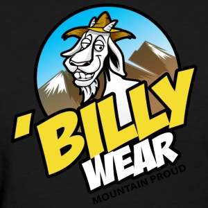 'Billy Wear brand logo - Women's T-Shirt