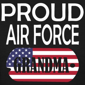 Proud Air Force Grandma - Women's T-Shirt