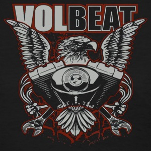 VOLBEAT V ENGINE - Women's T-Shirt