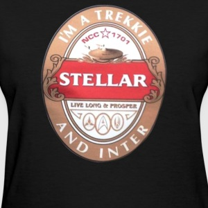 INTER STELLAR - Women's T-Shirt