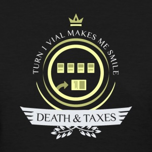Magic the Gathering - Death and Taxes Life V1 - Women's T-Shirt