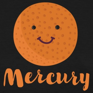 Cartoon Planet Mercury - Women's T-Shirt