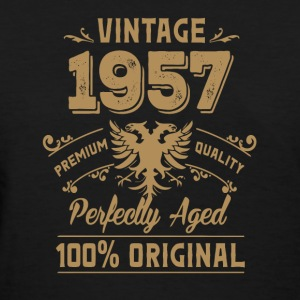 Vintage 1957 Premium Quality Orginal - Women's T-Shirt