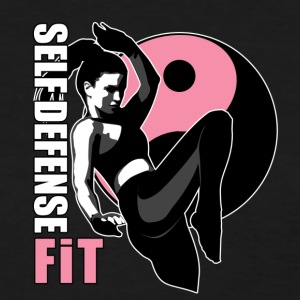 SELF DEFENSE FIT LOGO - Women's T-Shirt