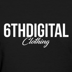 6th Digital Logo - Women's T-Shirt