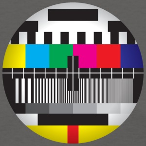 Television Test Card - Women's T-Shirt