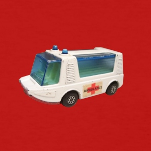 FUTURISTIC AMBULANCE - Women's T-Shirt