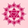 LOTUS OF THE HEART - Heart chakra - Anahata, c, Centre of love and compassion, powerful symbol - Women's T-Shirt