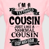 TATTOOED COUSIN - Women's T-Shirt