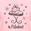 Fabulous 60 - Women's T-Shirt