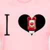 I Love Ketchup - Women's T-Shirt