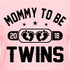 Mommy To Be Twins 2018 - Women's T-Shirt