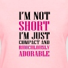 Compact and Adorable - Women's T-Shirt