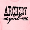Archery Girl - Women's T-Shirt