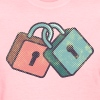 love locks - Women's T-Shirt