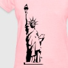 Statue of Liberty - VECTOR - Women's T-Shirt
