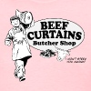 Beef Curtains Butcher Shop - Women's T-Shirt