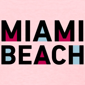 Miami Beach - Women's T-Shirt