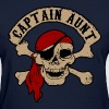 Captain Aunt - Women's T-Shirt