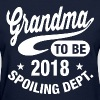 Grandma To Be 2018 - Women's T-Shirt
