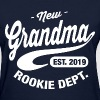 New Grandma 2019 - Women's T-Shirt