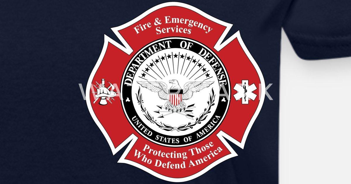 Dod Fire Badge Womens T Shirt Spreadshirt