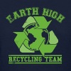 Earth Recycling Team Faded - Women's T-Shirt