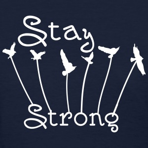 stay strong typo birds
