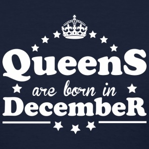 Queens are born in December