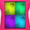 Colorful Dancing Dolls - Women's T-Shirt