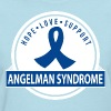Angelman Syndrome Ribbon Awareness - Women's T-Shirt