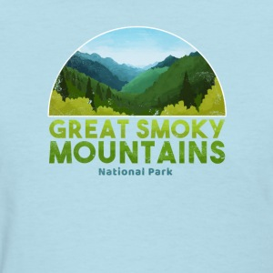 Great Smoky Mountain National Park T shirt Hiking - Women's T-Shirt