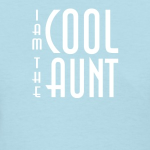 Iam The Cool Aunt - Women's T-Shirt