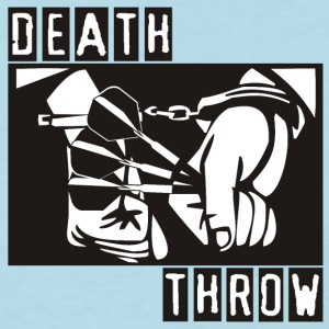 Death Throw Darts Shirt - Women's T-Shirt