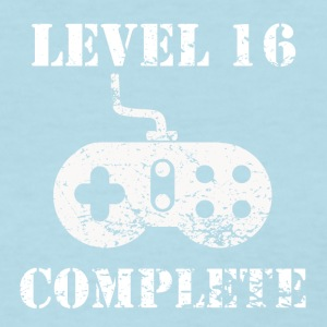 Level 16 Complete 16th Birthday - Women's T-Shirt