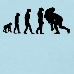 Rugby Tackle Evolution - Women's T-Shirt