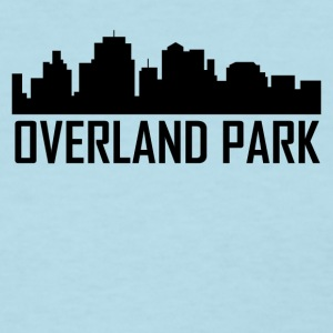 Overland Park Kansas City Skyline - Women's T-Shirt