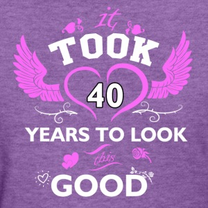 40 years and increasing in value - Women's T-Shirt