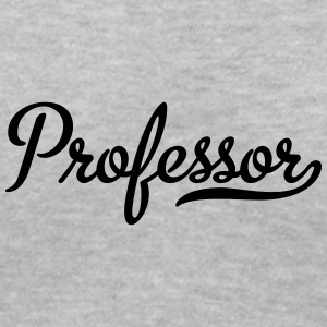 Professor - Women's V-Neck T-Shirt
